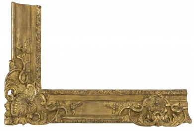 Cadre 15028 style Louis XV - Catalogue des reproductions - Atelier Mariotti