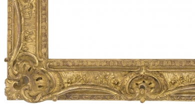 Cadre 15035 style Louis XV - Catalogue des reproductions - Atelier Mariotti
